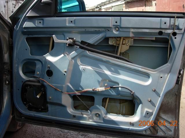 Фото №24 - ремонт дверей ВАЗ 2110