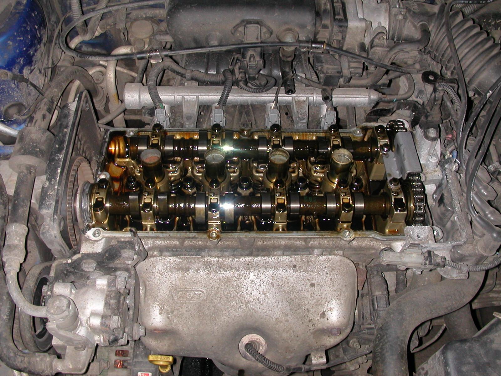 Хендай акцент ремонт своими руками двигатель